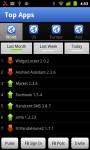 Top Apps screenshot 1/3