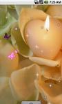 Candle Heart Live Wallpaper screenshot 2/4