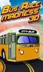 Bus Race Madness 3D - Free screenshot 1/4