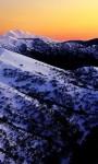 Beautiful Sunset Mountain views HD Wallpaper screenshot 3/6