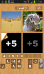 4 Pics 1 Country screenshot 3/6