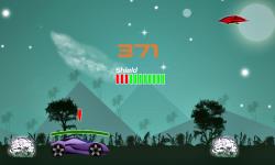 Car Shooter patrol race to space screenshot 2/5