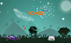 Car Shooter patrol race to space screenshot 3/5