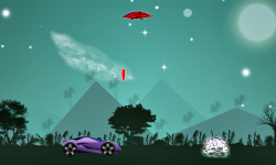 Car Shooter patrol race to space screenshot 4/5