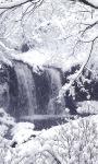 Ice Waterfall Live Wallpaper screenshot 2/3