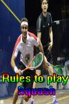 Rules to play Squash screenshot 1/3