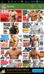 Fitness Men Cover screenshot 1/3