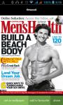 Fitness Men Cover screenshot 2/3