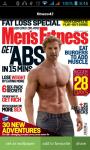 Fitness Men Cover screenshot 3/3
