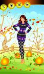 Autumn Fashion Dress Up Games screenshot 6/6