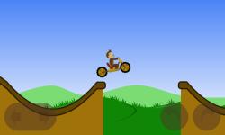 Jungle Bike Pro screenshot 3/6
