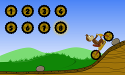 Jungle Bike Pro screenshot 4/6