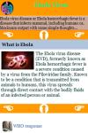 Virus Ebola  screenshot 3/3