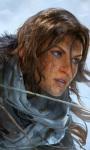 Rise of the Tomb Raider Lara Croft Live Wallpaper screenshot 1/3
