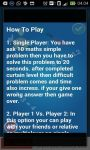 Math Fun Game screenshot 4/6