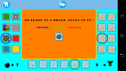 Shape Blast screenshot 3/6