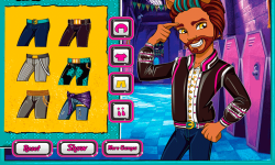 Monster High Clawd Wolf Beardy Makeover screenshot 3/4
