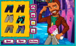 Monster High Clawd Wolf Beardy Makeover screenshot 4/4