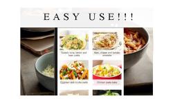 Dinner recipes food screenshot 2/3