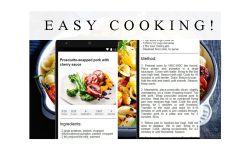 Dinner recipes food screenshot 3/3