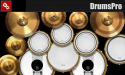 Drums Pro screenshot 1/3