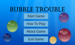 Bubble Land Trouble screenshot 1/3