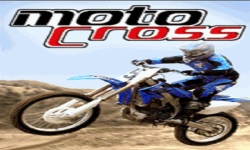 Motor cross 3 D screenshot 1/6