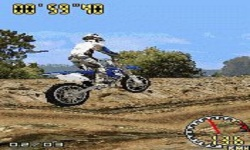 Motor cross 3 D screenshot 2/6