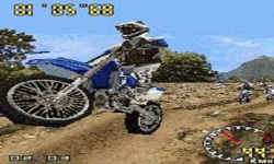Motor cross 3 D screenshot 3/6
