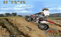 Motor cross 3 D screenshot 4/6