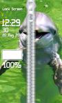 Dolphins Zipper Lock Screen screenshot 4/6