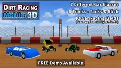 Dirt Racing Mobile 3D general screenshot 3/6