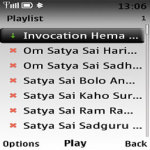 Jai Satya Sai Lite screenshot 2/2