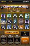 Tomb Raider Mobile Slot screenshot 1/2