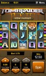 Tomb Raider Mobile Slot screenshot 2/2
