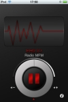 Radio MFM player screenshot 1/1