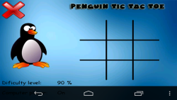 The Penguin Tic Tac Toe screenshot 1/3