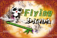 Flying Mr Panda screenshot 1/4