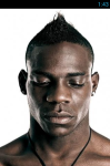 Balotelli Live Wallpaper screenshot 1/4