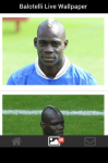 Balotelli Live Wallpaper screenshot 2/4