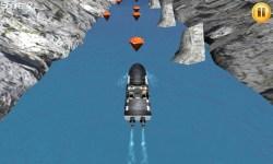 Motor Boat River Run 3D screenshot 2/6