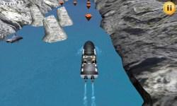 Motor Boat River Run 3D screenshot 3/6