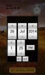 Sunset Flashlight and Alarm clock screenshot 3/4