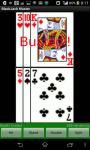 Blackjack Master Game screenshot 1/3