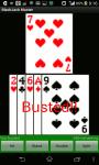 Blackjack Master Game screenshot 3/3