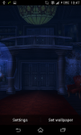 Live Wallpaper Haunted House screenshot 5/6