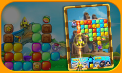Cube Heroes saga screenshot 3/6