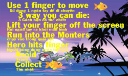 Big Fish Small Fish - Cutest Nemo vs Hungry Sharks screenshot 2/6