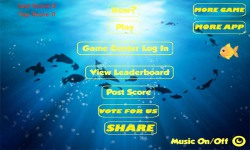 Big Fish Small Fish - Cutest Nemo vs Hungry Sharks screenshot 3/6
