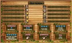 Free Hidden Object Games - Hobbits House screenshot 4/4